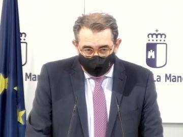 Última hora restricciones en Castilla-La Mancha: Jesús Fernández Sanz