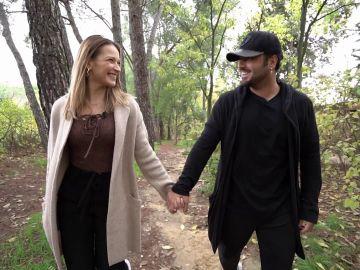 """David Bustamante y Yana Olina: """"Nosotros estamos acostumbrados a bailar"""""""