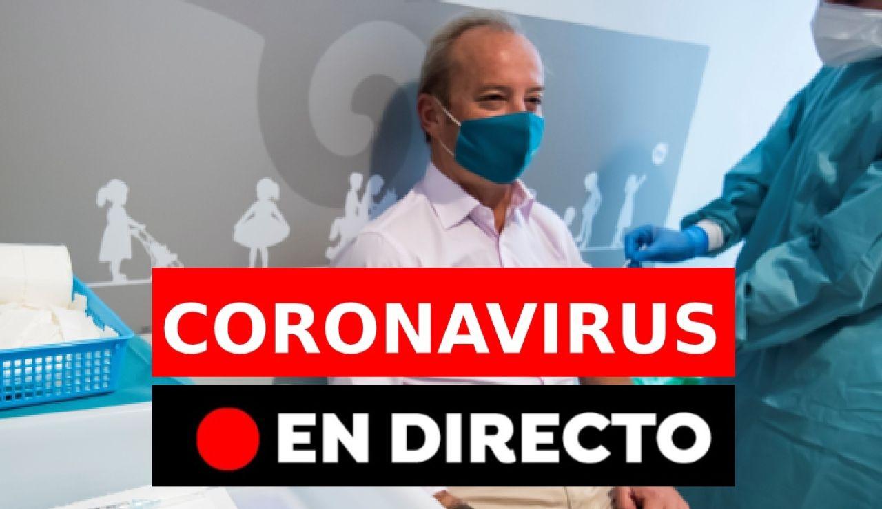 Coronavirus España hoy: última hora hoy viernes 5 de febrero