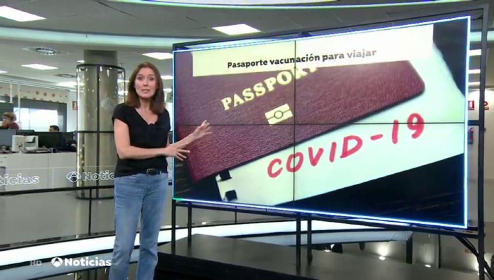 El pasaporte de vacunación puede ser la clave para que se recupere el turismo