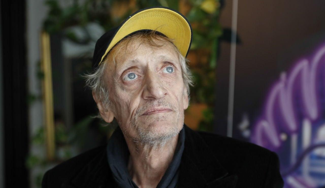 El actor Quique San Francisco