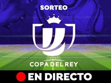 Sorteo Copa del Rey en directo