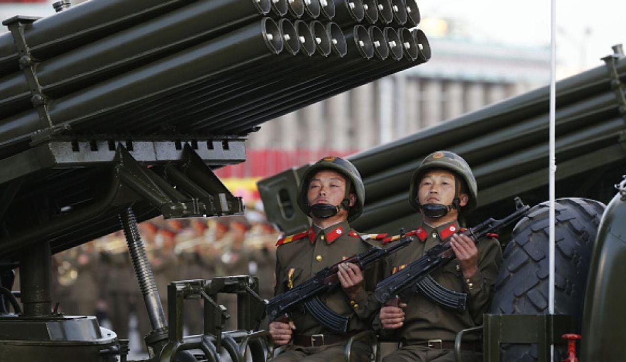 Efemérides de hoy 7 de febrero de 2021: Corea del Norte