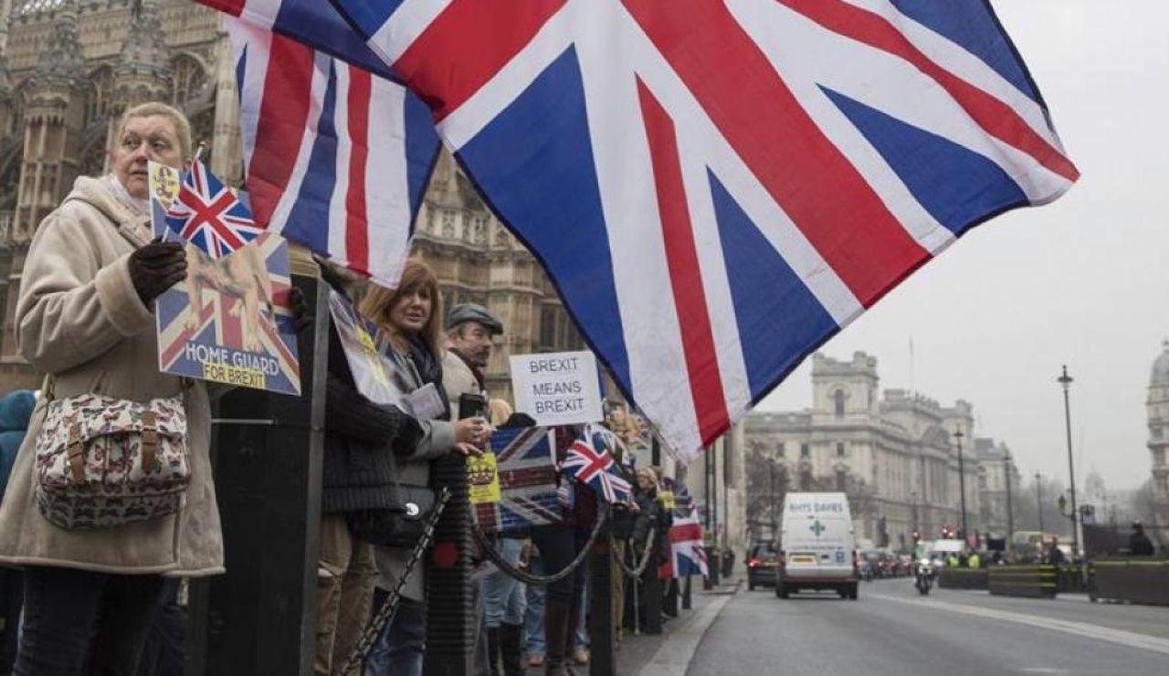 Efemérides de hoy 8 de febrero 2021: Brexit