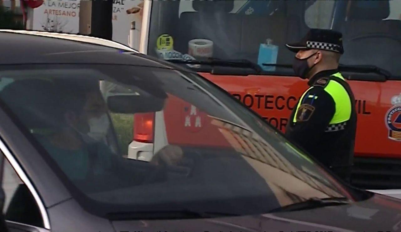 Restricciones Comunidad Valenciana: Vuelven los controles en el segundo fin de semana de cierre perimetral en la Comunidad Valenciana