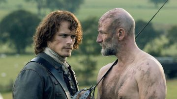 Graham McTavish y Sam Heughan