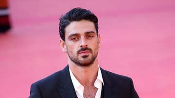 El actor Michele Morrone