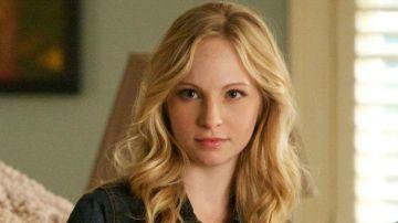 Caroline en 'The Vampire Diaries'