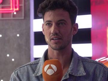 Jorge Brázalez reacciona tras su emotiva victoria como Antorcha humana