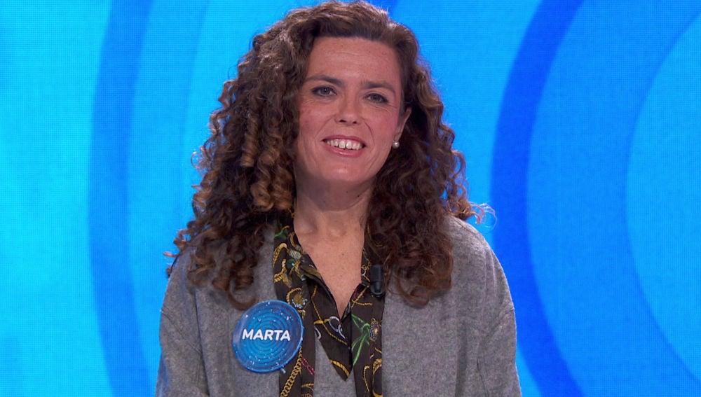 Marta Terrasa, concursante de 'Pasapalabra'