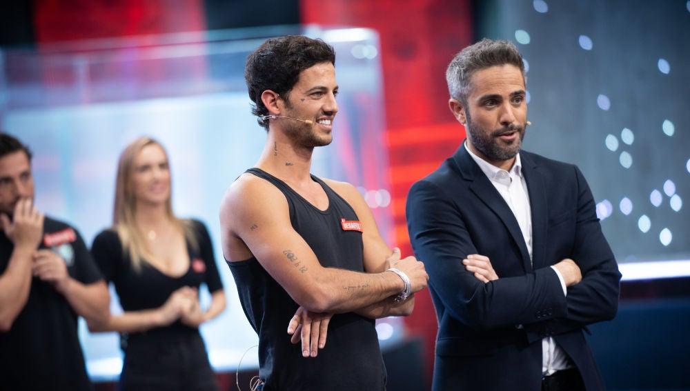 Jorge Brazález, ganador del cuarto programa de 'El Desafío' gracias al  Botón de la injusticia