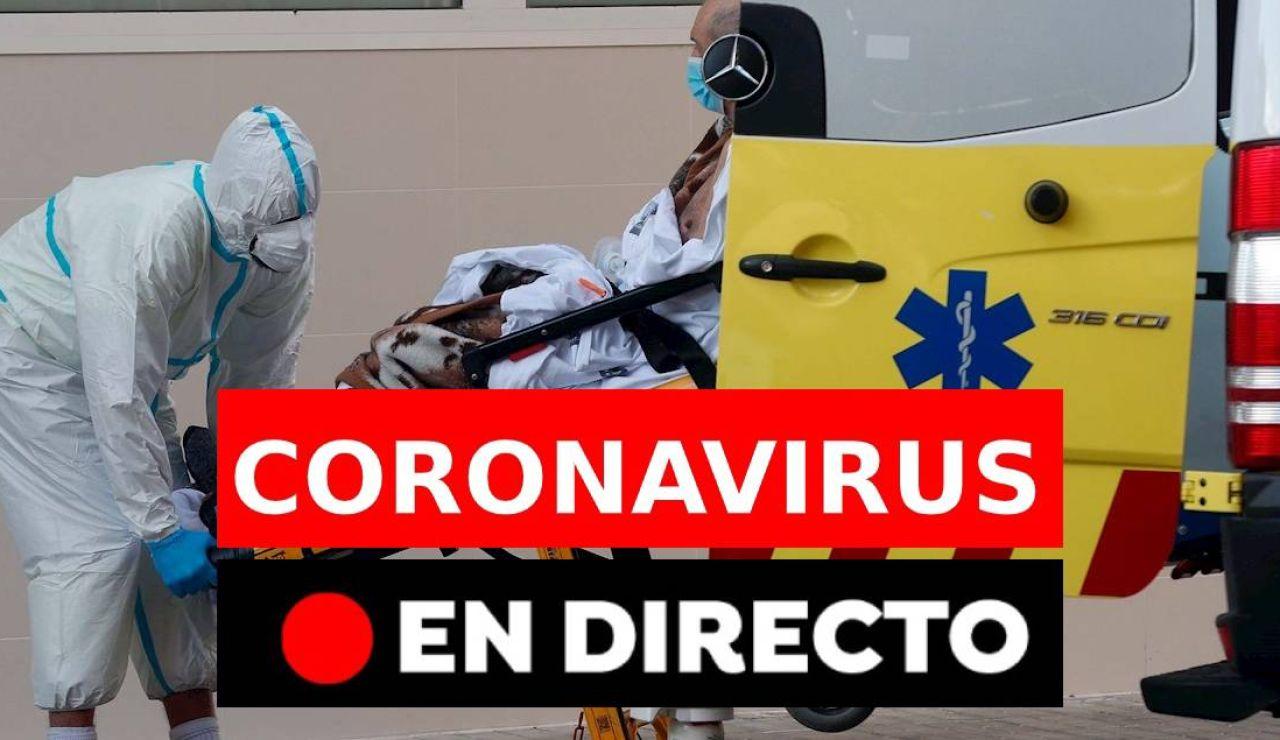 Coronavirus en España hoy: Vacuna, restricciones y últimas noticias, en directo