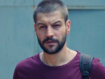 Serhat Teoman es Cemal en 'Mi hija'