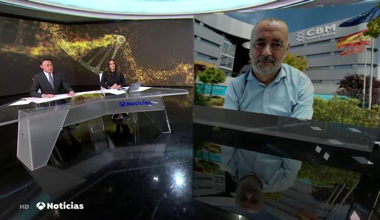 Entrevista a Balbino Alarcón sobre un test con eficacia del 99%