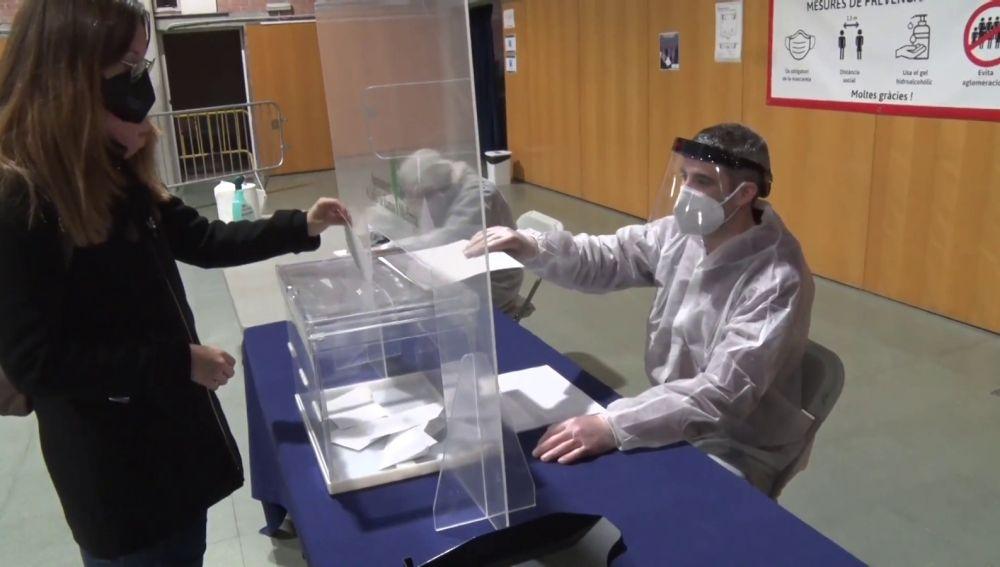 Elecciones Cataluña 2021: Medidas de seguridad frente al coronavirus