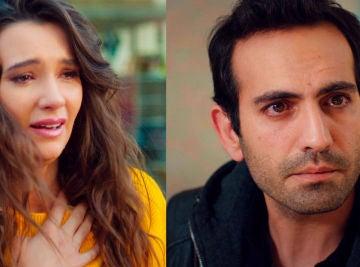 Demir y Candan, destrozados tras descubrir la grave enfermedad de Öykü