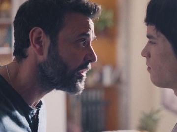"""La dura advertencia de Sergio a su hijo: """"Al final se van a enterar de que estás mintiendo""""'"""