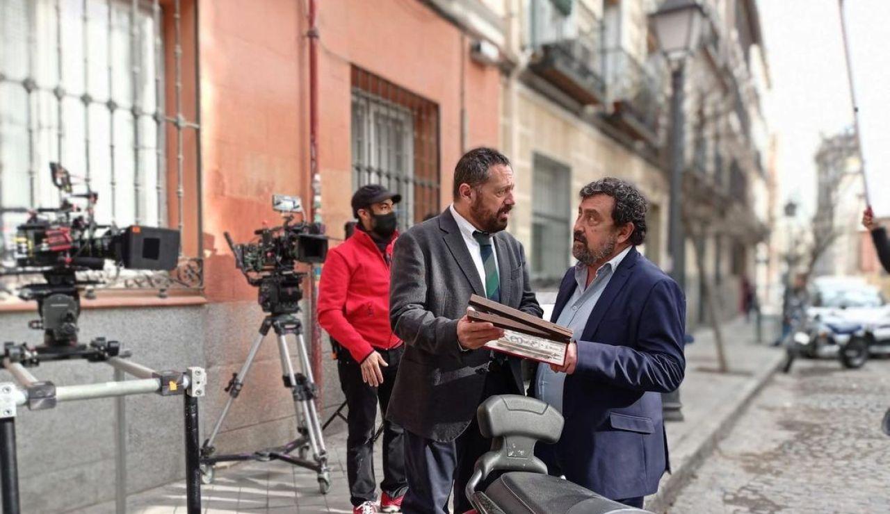 El mensaje de Pepón Nieto a Paco Tous: una amistad que trasciende 'Los hombres de Paco'