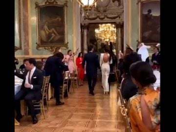 Boda en el Casino de Madrid