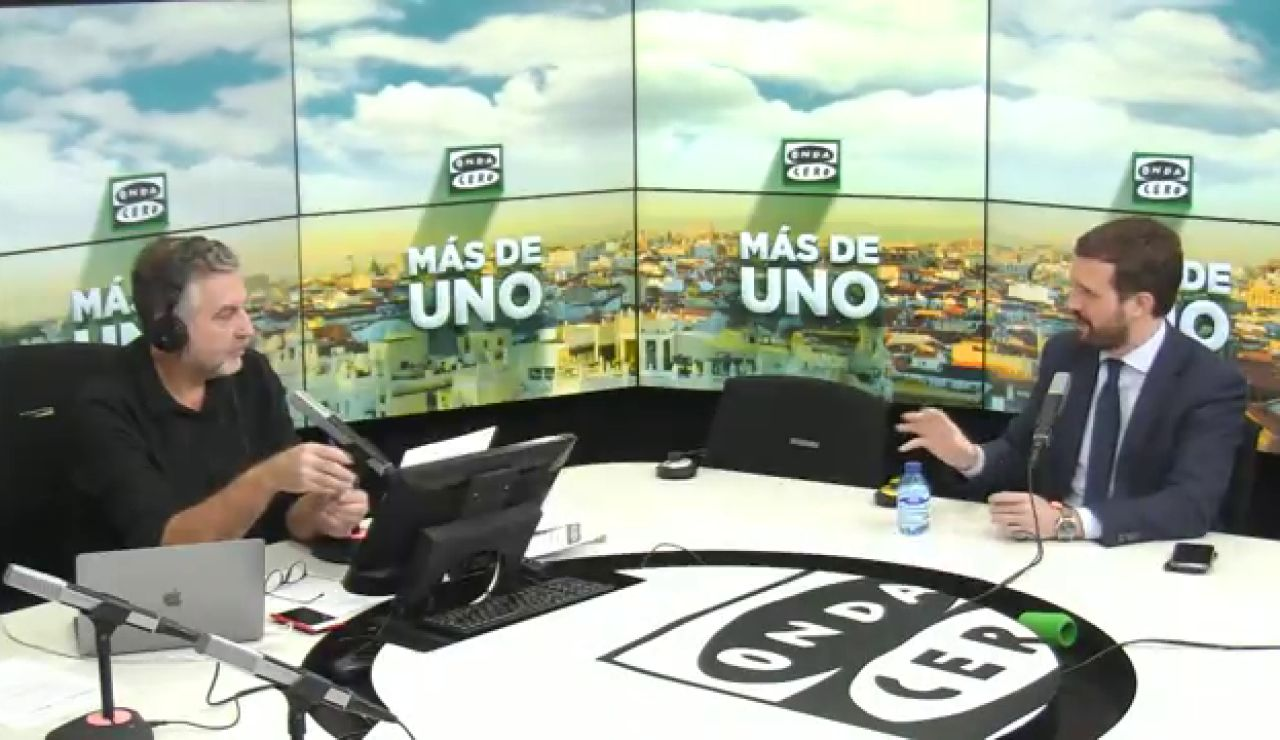 """Pablo Casado, sobre el juicio de Bárcenas: """"Queremos que se sepa toda la verdad"""""""