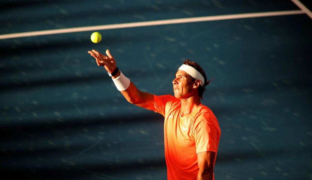 Rafa Nadal - Laslo Djere: Horario y dónde ver el Open de Australia en directo
