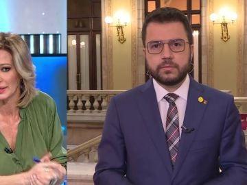 Elecciones Cataluña 2021: Pere Aragonès, candidato de ERC.