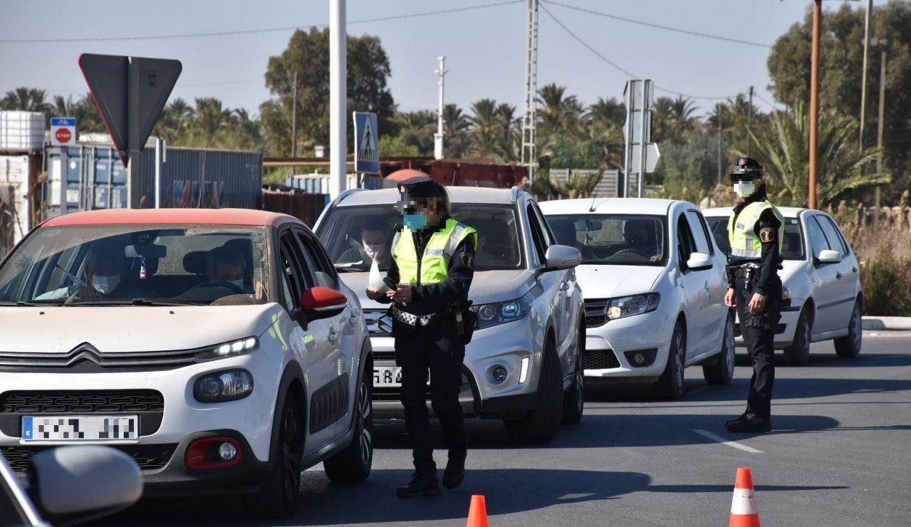 Aragón aumenta una hora el toque de queda