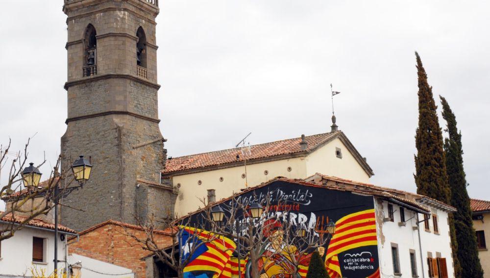 Elecciones catalanas 2021: L'Esquirol, pueblo de Barcelona
