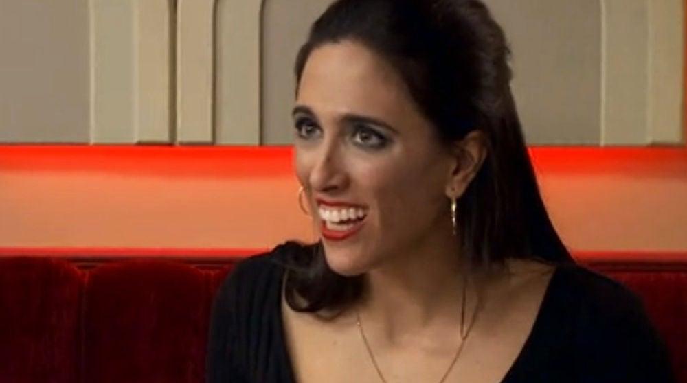 María Jáimez es Esperancita en 'Amar es para siempre'