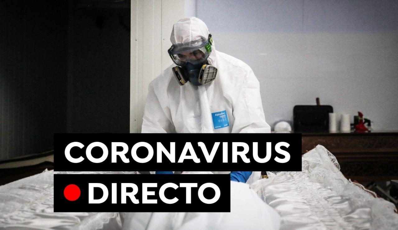 Coronavirus en España hoy: Nuevas restricciones en Madrid, Castilla y León, Murcia, Madrid, Cataluña y última hora