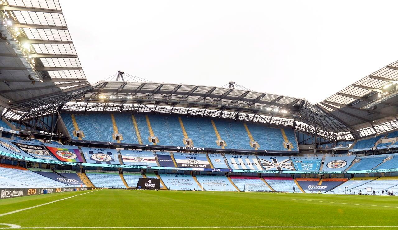 Reino Unido permitirá hasta 10.000 aficionados en los estadios a partir del 17 de mayo