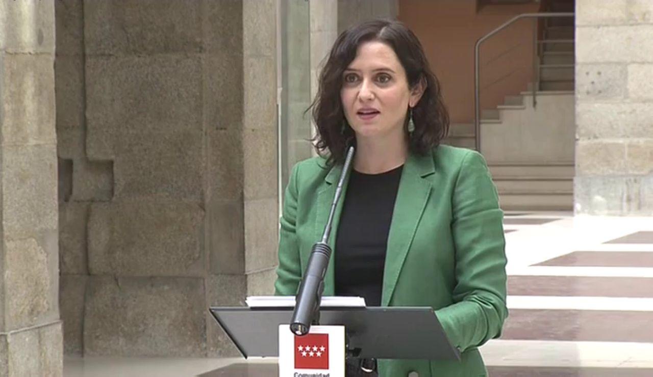 La Comunidad de Madrid presenta el primer autobús de hidrógeno que va a circular en España