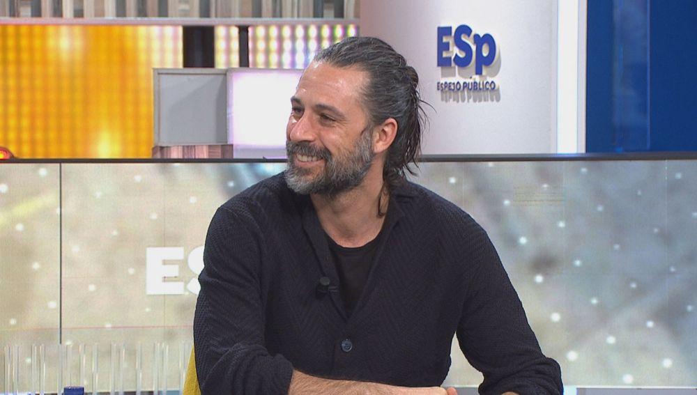 Hugo Silva habla del estreno de La cocinera de Castamar