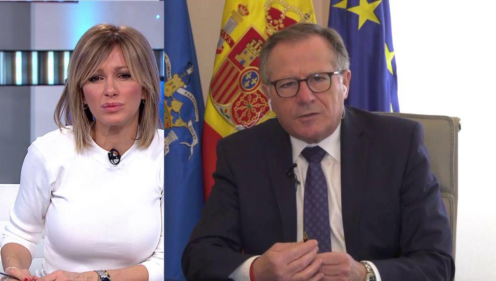 Entrevista a Eduardo de Castro, presidente de Melilla