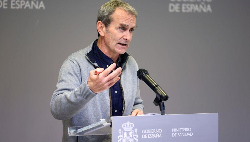 Fernando Simón confirma el primer caso de la variante nigeriana del coronavirus en España