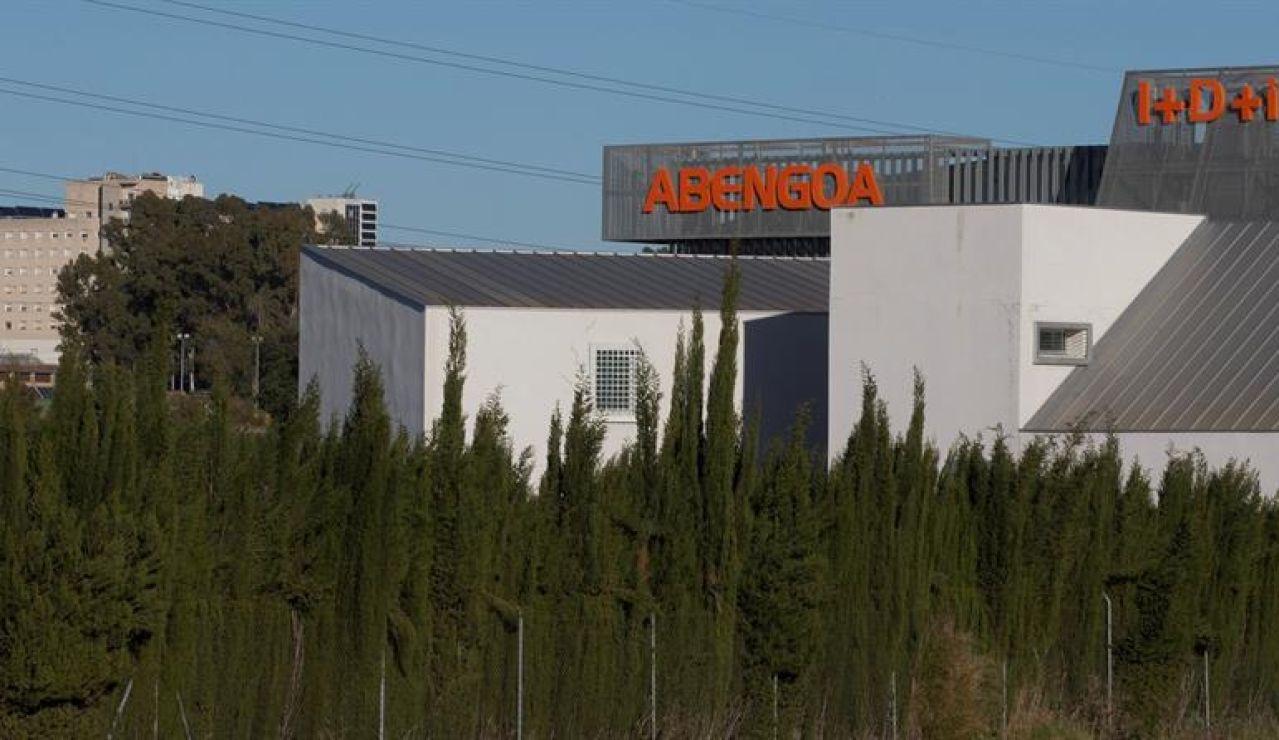 Exterior del complejo de Abengoa