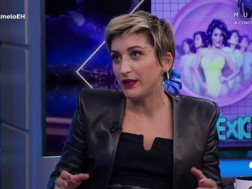 """Susi Caramelo explica la 'pibonexia' a Pablo Motos: """"Me creo que estoy que te cagas de buena todo el rato"""""""