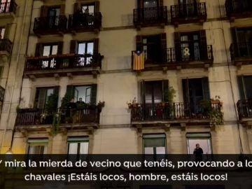 Vecinos de Barcelona.