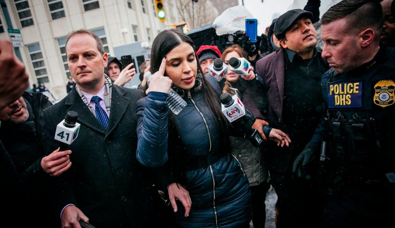 Emma Coronel Aispuro, la mujer de 'El Chapo' Guzmán