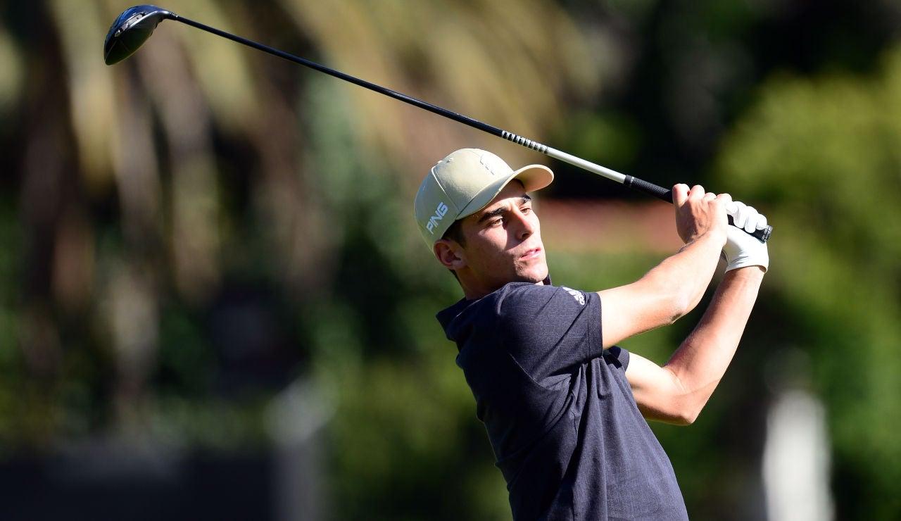 El golfista Joaquín Niemann recauda más de 2 millones de dólares para salvar la vida del bebé de su primo