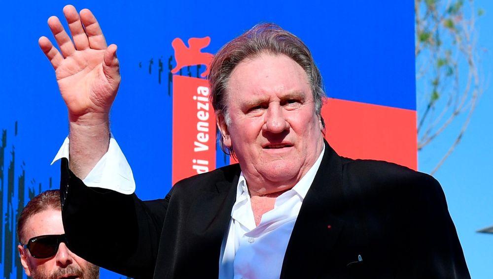 Gérard Depardieu, en una fotografía de archivo.