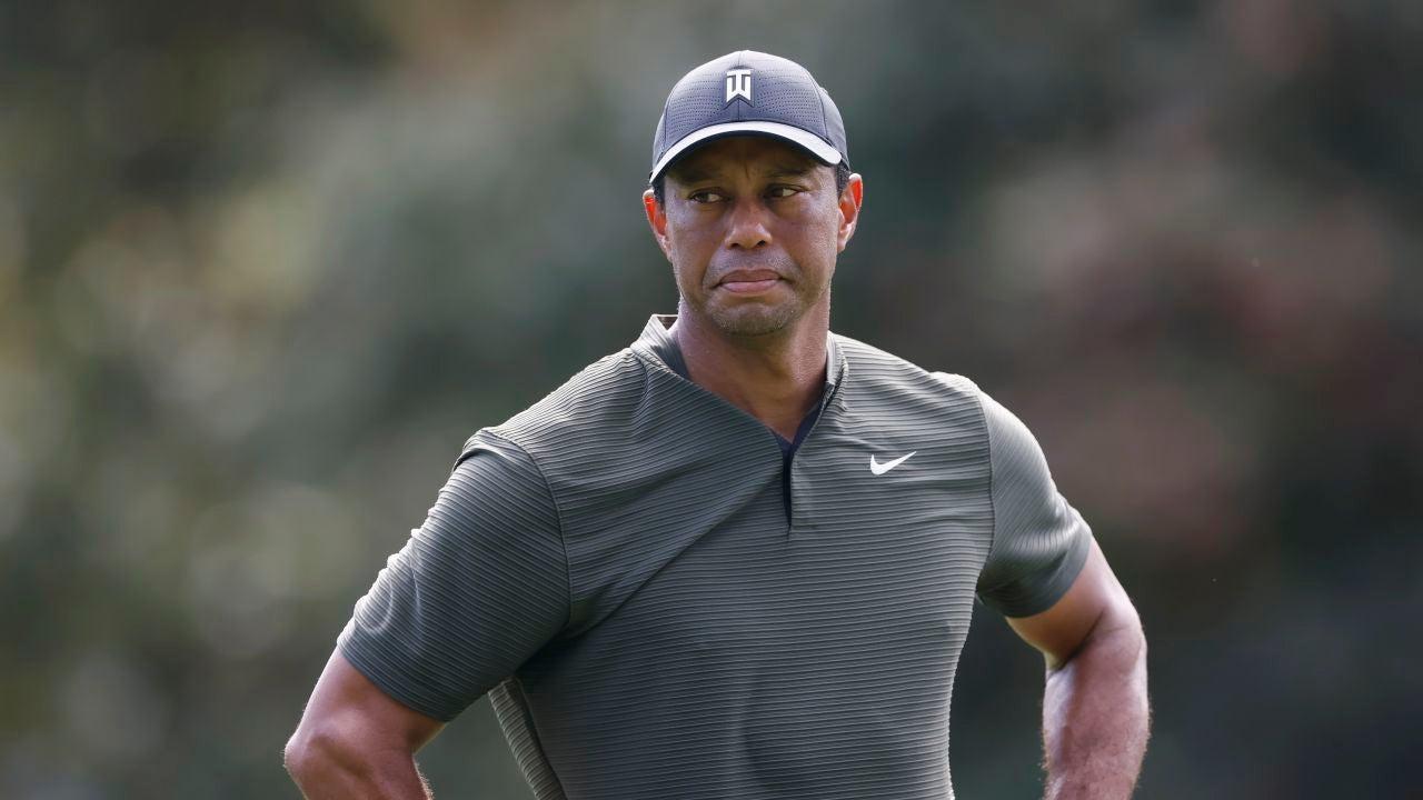 Tiger Woods, trasladado al Hospital Cedars-Sinai de California para comenzar su rehabilitación