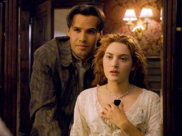 Billy Zane y Kate Winslet en 'Titanic'
