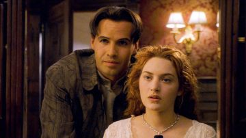 Billy Zane y Kate Winslet en 'Titanic'