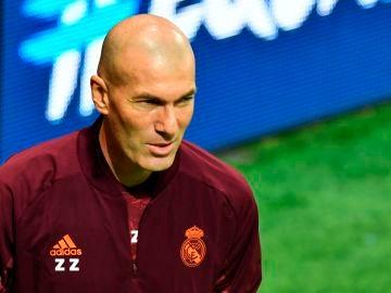 """Zidane, sobre las lesiones: """"No hay ninguna explicación o explicación razonable"""""""