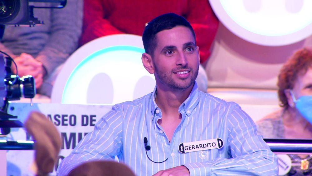 Arturo Valls, celoso de la nueva amistad de Gerardito en '¡Ahora caigo!'