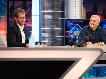 """Concha Motos, la tía de Pablo Motos, acudió al programa de Ramón García para buscar pareja: """"¡Pilló!"""""""
