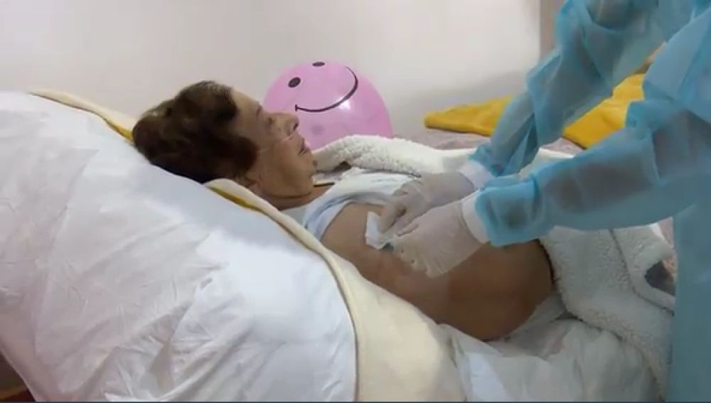 CC.AA. ya vacunan a los mayores de 80 años