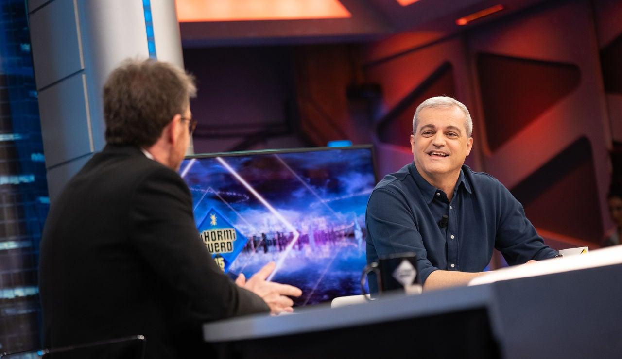¿Iba a ser cura Ramón García? El presentador cuenta la historia en 'El Hormiguero 3.0'