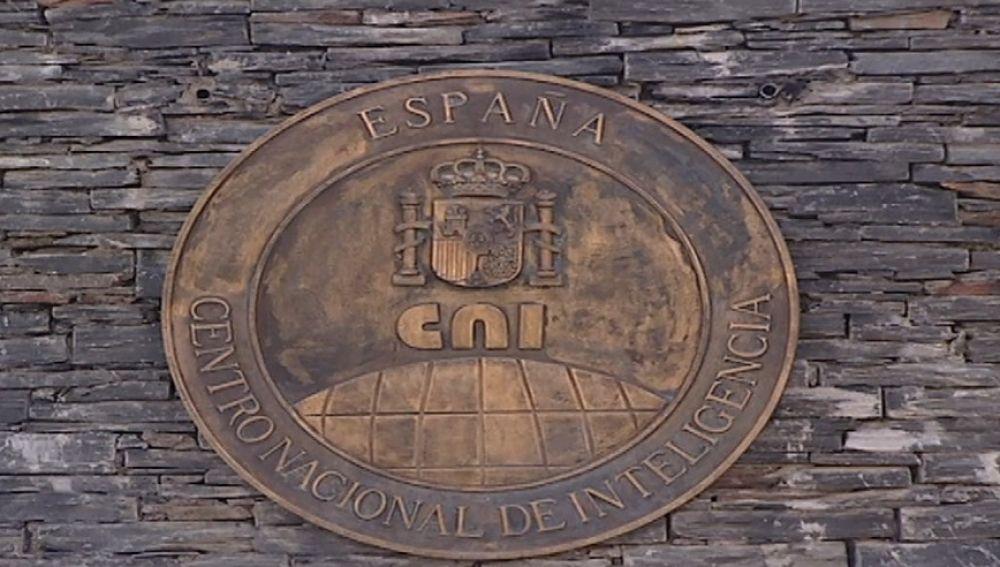Logo del Centro Nacional de Inteligencia.